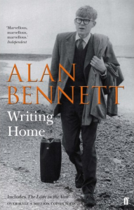 Alan Bennett Writing Home