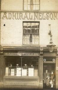 Admiral Nelson 1911