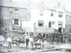 Frog Island early 1870s