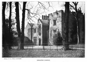 Embleton Vicarage