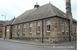 St James' Centre Morpeth