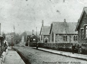 Evenwood National School, Shirley Terrace