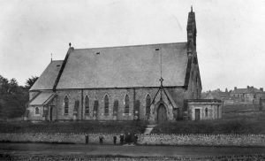 St Paul's Church Evenwood c1910