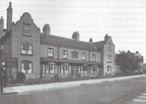 Wycliffe Cottage Homes for the Blind, Gwendoline Road, leicester